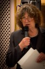 Uta Zapf, Chair of the Bundestag (German Parliament) Subcommittee on Disarmament and Arms Control