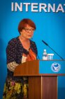 Tarja Cronberg, member of the European Parliament (Finland), Chair of the PNND section in the European Parliament